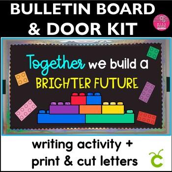 Building Our Future STEM Door / Bulletin Board Kit