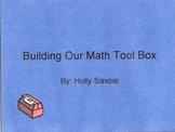 Building Our Math Tool Kit- Math Fact Strategies
