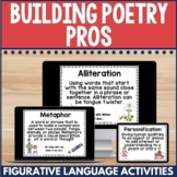 Building Poetry Pros Teaching Tools for Figurative Language