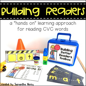 Building Readers CVC Kit