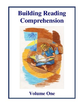 Building Reading Comprehension - Volume One Activities and Worksheets
