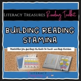 Building Reading Stamina -- Making Stamina Growth Visible