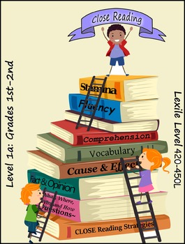 Building Reading Stamina - Level 1a