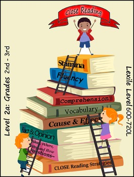 CLOSER and CLOSER: Use CLOSE Reading Strategies to Increase Stamina