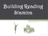 Reading Stamina Strategy PowerPoint