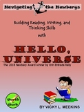 Building Reading, Writing, and Thinking Skills with HELLO,