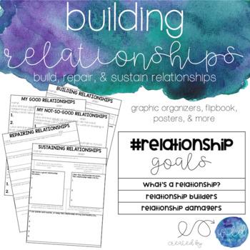 Building Relationships Activities