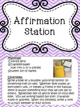 Collaboration Station Task Cards