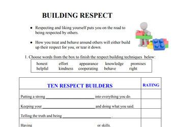 Building Respect