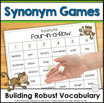 Synonym Games