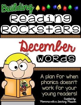 Building Rockin' Readers A Reading Plan & Activities December