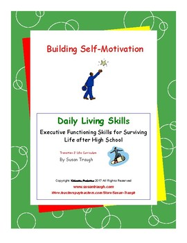DLS Building Self-Motivation--Daily Living Skills