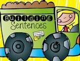Building Sentences
