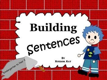 Building Sentences - Hands-on!