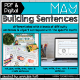 Building Sentences {May Edition}