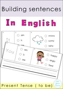 Building Sentences Set IV