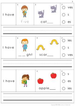 Building Sentences Set VI