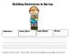 Building Sentences- Spring Edition (Using Adjectives, Noun