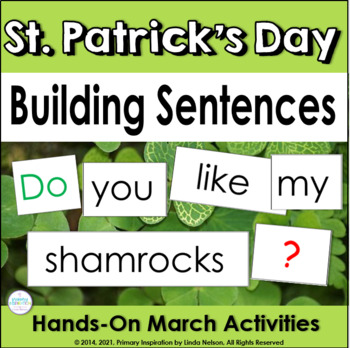 Building Sentences: St. Patrick's Day
