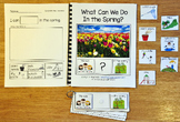 """Building Sentences--""""What Can We Do In the Spring?"""""""