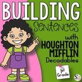 Building Sentences With Houghton Mifflin Journeys 1st Grad