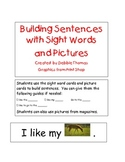 Building Sentences with Sight Words