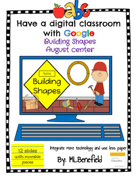 Building Shapes - August Center (in Google: Digital and Interactive)