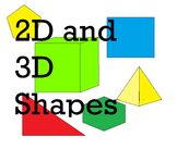Building Shapes and Counting Sides Worksheet