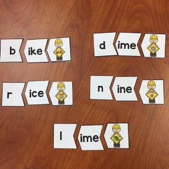 Building Long Vowels