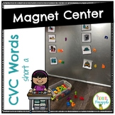 Building Short a CVC Words - Magnet Center