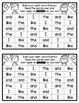 Building Sight Word Fluency {Compatible With Kindergarten Journeys}