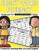 Building Sight Word Fluency {For Use With Kindergarten Journeys}