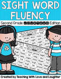 Building Sight Word Fluency {For Use With Second Grade Journeys}