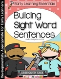 Building Sight Word Sentences