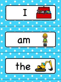 Building Sight Words. Worksheets, Write the Room and Word Cards.