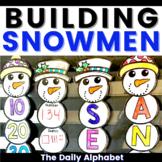 Building Snowmen: A Winter Activity