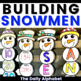 Building Snowmen: A Winter Activity
