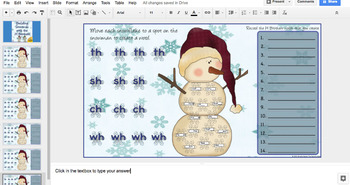 Winter Snowman H Brothers Digraphs Center