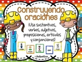 Building Spanish Sentences (Construyendo Oraciones)