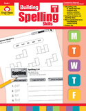 Building Spelling Skills, Grade 1 - Teacher's Edition, E-book