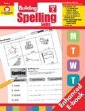Building Spelling Skills, Grade 2 - Teacher's Edition, E-book