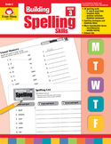 Building Spelling Skills, Grade 3 - Teacher's Edition, E-book