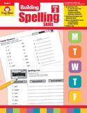 Building Spelling Skills, Grade 3 - Teacher's Edition, E-book