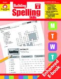 Building Spelling Skills, Grade 4 - Teacher's Edition, E-book