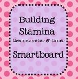 Building Stamina SmartBoard