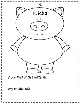 Building Structures- 3 Little Pigs