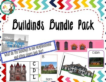 Building Study Bundle Pack