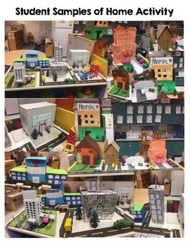 Building Study Home Activity