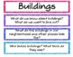Building Study Questions of the Week