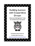 Building Success with Cooperative Groups